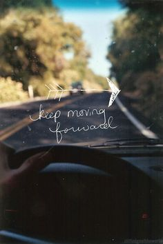 keep moving quote - NauticalWheeler