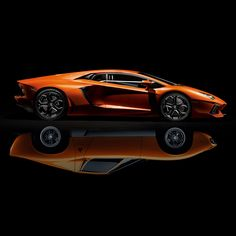 The Lamborghini Aventador LP 720-4 50th Anniversario