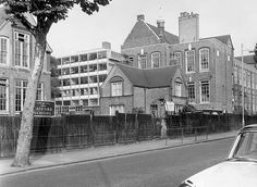 Catford School, Brownhill Road 1960s since demolished