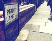 Penny Lane...the Beatles...the memories!