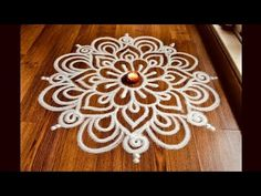 Simple and attractive free hand rangoli designs Easy Rangoli Designs Videos, Easy Rangoli Designs Diwali, Rangoli Simple, Simple Rangoli Designs Images, Rangoli Designs Latest, Rangoli Designs Flower, Free Hand Rangoli Design, Free Hand Designs, Rangoli Border Designs