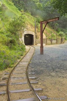 10 hiking trails in California with paranormal,activity. #8. Black Diamond Mines in Antioch California