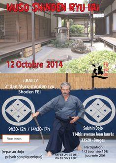 stage iaido