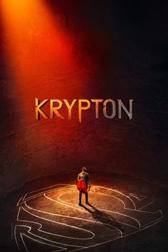 There Superman's logo and cape take center stage in a new poster for Syfy's Krypton, a TV show that will explore the history of Superman's . Krypton Tv Show, Tv Series Online, Episode Online, Tv Shows Online, Zootopia 2016, Superhero Tv Shows, Best Superhero, Luke Cage, Sci Fi Movies