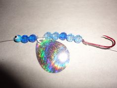 Items similar to Crawler Harness - Dark blue and Light blue on Etsy Best Fishing Lures, Homemade Fishing Lures, Pike Fishing, Fishing Rigs, Walleye Fishing, Fishing Bait, Walleye Rigs, Dark Blue, Light Blue