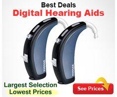 Best Deals  Digital Hearing Aids http://www.HearingCentral.com