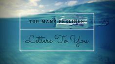 #WebSerie  LETTERS TO YOU: Too Many Feelings || CANAL DA PANDA
