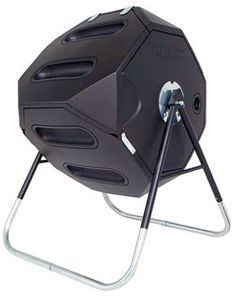 Recycle your vegetable scraps into a nutritious fertilizer for your vegetable and flower gardens with this Compost Tumbler - Heavy Duty UV Protected Tumbling Composter, Compost Tumbler, Yard Waste, Garden Compost, Potager Garden, Landscaping Supplies, Landscaping Software, Tumbler Designs, Galvanized Steel