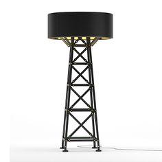 Moooi Construction Lamp M zwart