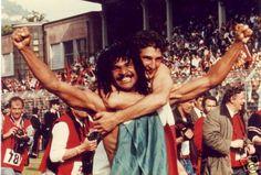 Gullit Massaro. Don't know the man, but rad pic. Happy triumph!