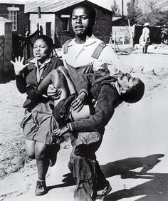 June 13 year old Hector Pieterson shot dead by apartheid police is carried by another student, with his sister running along side. Commemorated by Youth Day in South Africa on Monday Time 100, Youth Day, Photo Star, Iconic Photos, We Are The World, Nelson Mandela, African American History, World History, Photojournalism
