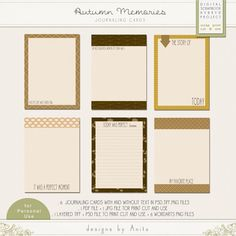 $2.99 nice neutral journaling cards for PL