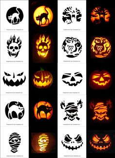 Free-printable-Scary-Halloween-Pumpkin-Carving-Stencils-Patterns