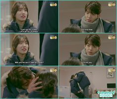 The hospital Kiss No eul and Joon Young - Uncontrollably Fond - Episode 10 Review - Korean drama 2016