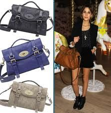 Alexa Chung Mulberry Bag. MUST HAVE IT!!!