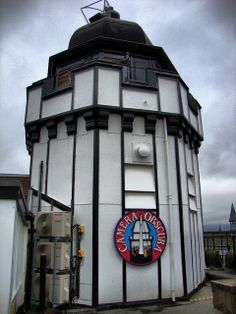 Camera Obscura, Edinburgh - our kids (aged 11 and 10) LOVED this! Located at top of Royal Mile just below the Castle. Visit www.camera-obscura.co.uk for more details. Well worth a visit!