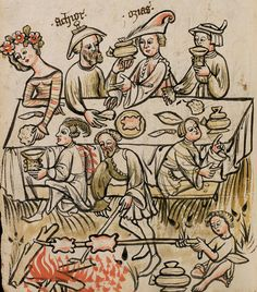 Medieval Life, Medieval Art, Renaissance, 14th Century Clothing, Isabella Of Castile, Medieval Banquet, Medieval Crafts, Early Modern Period, Classical Antiquity