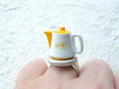 Tea ring.