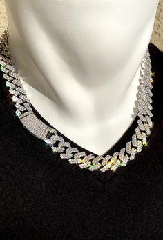 Mens Diamond Stud Earrings, Diamond Choker, Diamond Jewelry, Mens Iced Out Rings, Heart Choker, Pinterest Board, Chain Pendants, Cuban, Miami