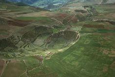 Muray is een mysterieuze vallei in Peru