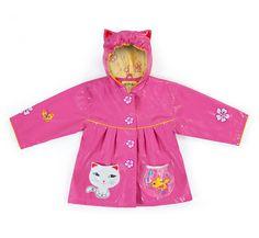 Kidorable Lucky Cat Wellington UK 12 Enfants Filles Enfants Bottes Bottes de pluie