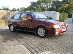 Vauxhall Astra GTE16v Champion edition (1990)