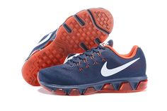 newest 7cc47 29604 Mens Nike Air Max Tailwind 8 Navy Navy Red Asics Running Shoes, Nike Shoes,