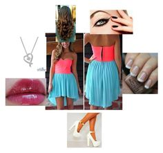 """Chapter twelve"" by ariacastelluccio ❤ liked on Polyvore featuring Leo Diamond, OPI and Revlon"