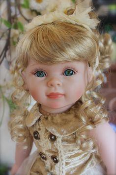 """HARMONY CLUB DOLLS, 18"""" dolls the size of American Girl. Fashion that fits American Girl. Visit www.harmonyclubdolls.com"""