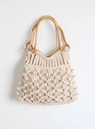 Resultado de imagen para macrame purses and bags