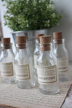 Old labels on new bottles.