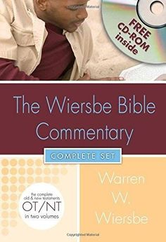 Thru the bible commentary galatians 46 products pinterest hardcover wiersbe bible commentary 2 vol set wcd rom wiersbe bible commentaries fandeluxe Gallery