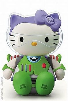 buzz light year Hello Kitty-hahahahahahahahahhaha!