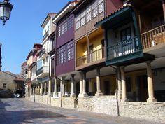 Calle de Galiana (Avilés , Asturias)