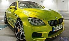 """بي بي بيرفورمانس تجري تعديلات تقنية على…: أجرت شركة التعديل الألمانية """"بي بي بيرفورمانس""""، تعديلات تقنية وتصميمية على سيارة بي إم دبليو M6…"""