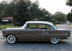 1955 Chevrolet Bel Air/150/210 Chevy 210