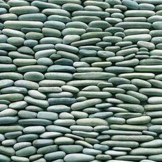 Accumulation de galets #grey #pattern