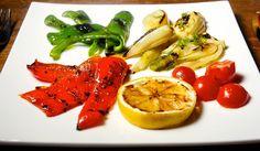 Blond Kitchen: Pariloidut vihannekset italialaisittain