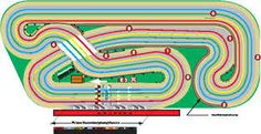 Page 2 of 14 - New Digital 8x4 Track Designs - posted in Tracks & Scenery: Hi again Google autofest mini report/slot magazine I'm going to more or less imitate Terry's brands hatch circuit with all the back straight and before the hairpin will be pit lane.Ive raced this circuit a few times and it really flows well.I will probably soften the hairpin terry has his raised and the cars fly round.Mark