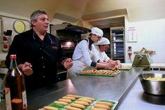 Massimo Gertosio nella sua pasticceria Gertosio in via Lagrange - #socialfoodewine #torino