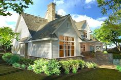 Plan 16889WG: Rockin' Farmhouse With Bonus Room