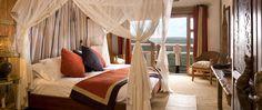Canopy for safari themed bedroom