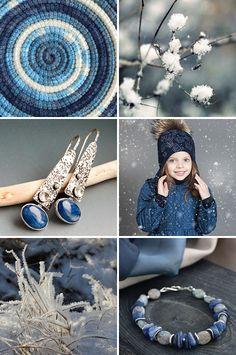 «Северный ветер» — коллекция предметов ручной работы  Handmade items set, see more: http://www.livemaster.ru/gallery/1396800