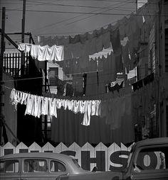 San Francisco 1950s Photo: Fred Lyon