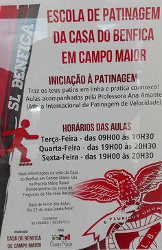 Campomaiornews: Casa do Benfica de Campo Maior promove aulas de Pa...