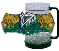 Dallas Stars Freezer Mug