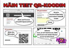 Näin käytät QR-koodeja lukemaan innostamisessa | Tuubi. Yhteisöllinen koulu