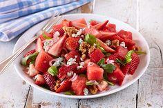 Summer Strawberry Salad Recipe | PartyBluPrints.com
