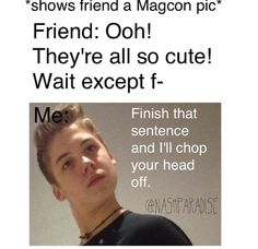 magcon boy imagines - Google Search