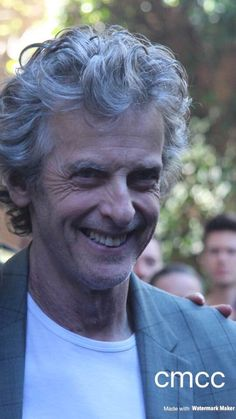 kennethsohmakeupHappy birthday Peter Capaldi! One of the classiest, sweetest and most generous people I've had the pleasure of working with. Here's wishing you the loveliest of birthdays and I hope you're being spoil #PeterCapaldi #gentleman